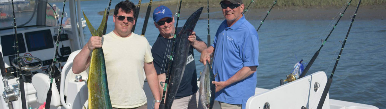 Deep Sea Fishing Questions